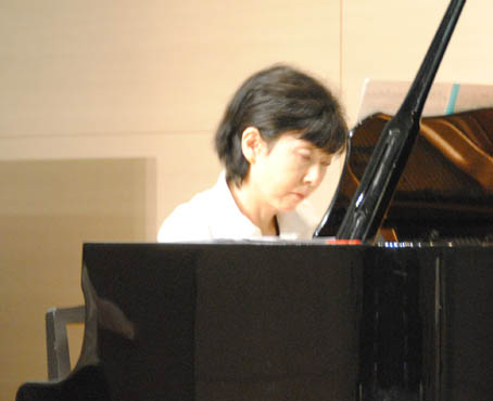 ピアノ教室 講師 石橋みつ恵