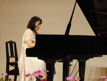 ピアノ 堀川敦子先生