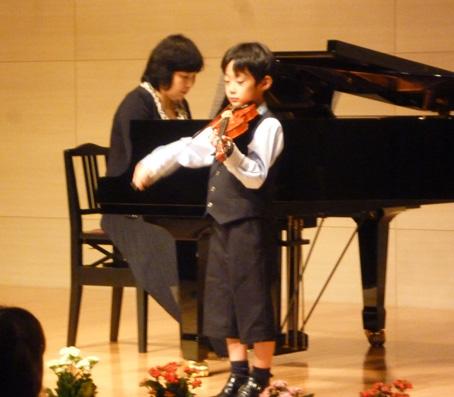 ヴァイオリン 体験