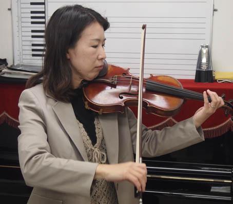 ヴァイオリン教室