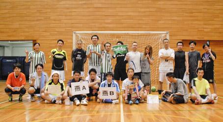 FC燕A 優勝