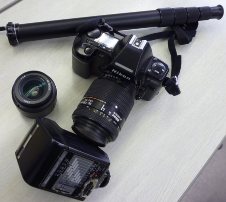 ニコン 中古カメラ