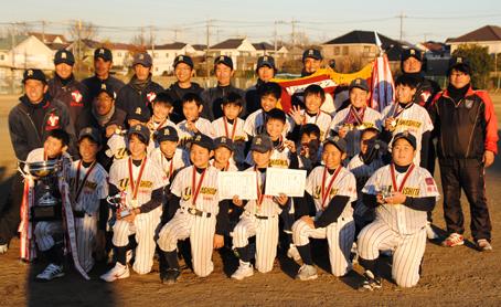 第36回少年野球ジャイアンツ大会