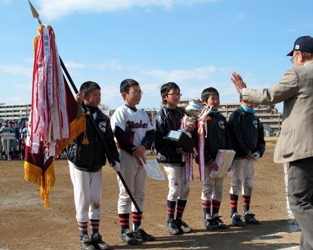 少年野球ジャイアンツ大会